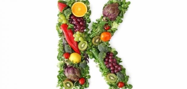 فيتامين ك و علامات التقدم بالسن
