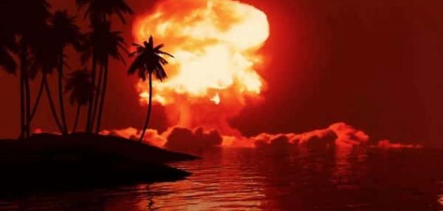 سلبيات الطاقة النووية