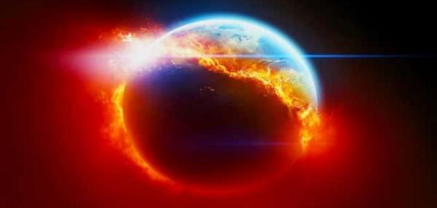 ماهو الاحتباس الحراري