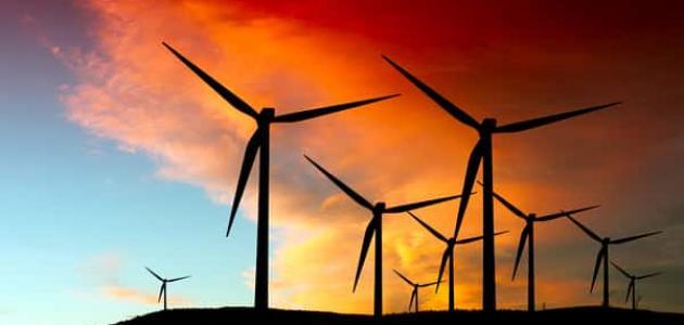 ايجابيات وسلبيات طاقة الرياح