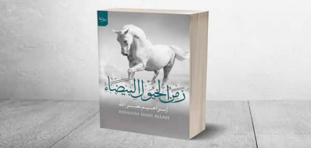 نبذة عن رواية زمن الخيول البيضاء