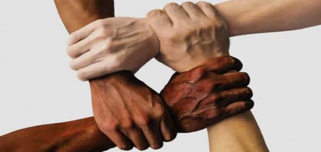 معلومات عن التمييز العنصري