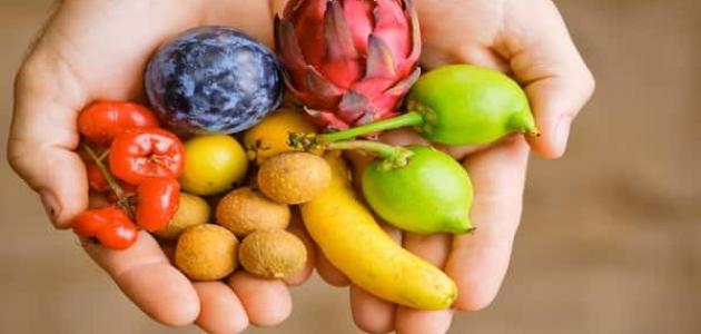 ما هي الفواكه الاستوائية