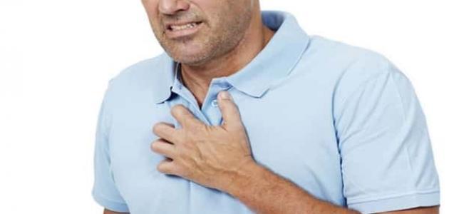 أعراض ضيق التنفس