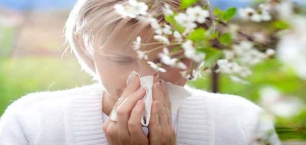 أعراض حساسية الحلق