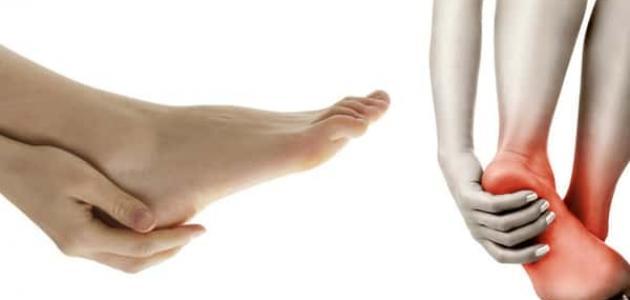 علاج انسداد الأوعية الدموية في القدم