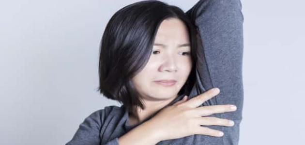 أعراض سرطان تحت الإبط