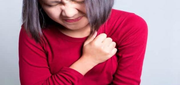 علاج النغزات الصدرية