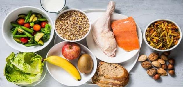 أهم الأغذية الغنية بالبوتاسيوم