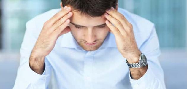 أعراض التوتر