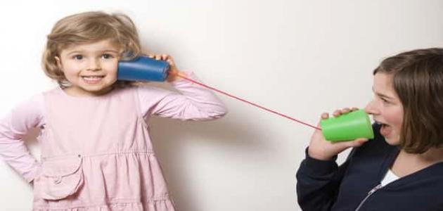 نصائح للتعامل مع الطفل المتلعثم التأتأة