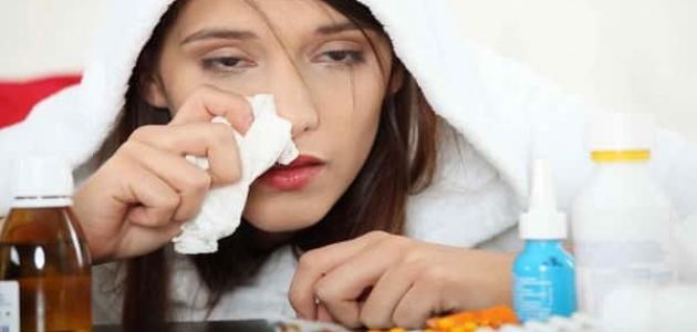 كيفية علاج نزلات البرد عند الكبار
