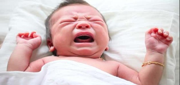 طرق علاج المغص عند الرضع