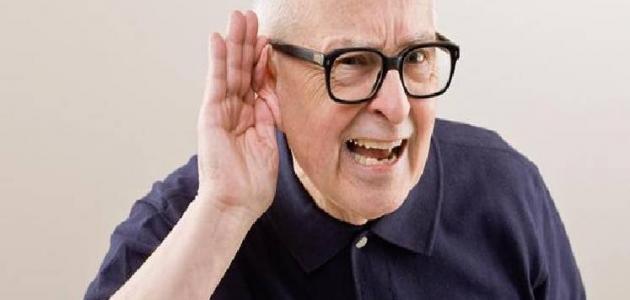 أسباب ضعف السمع