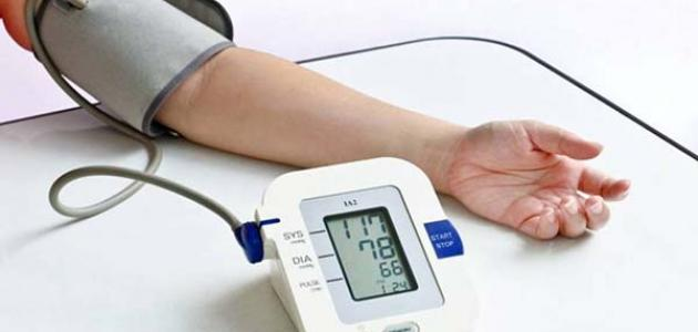 معلومات عن ضغط الدم الانقباضي