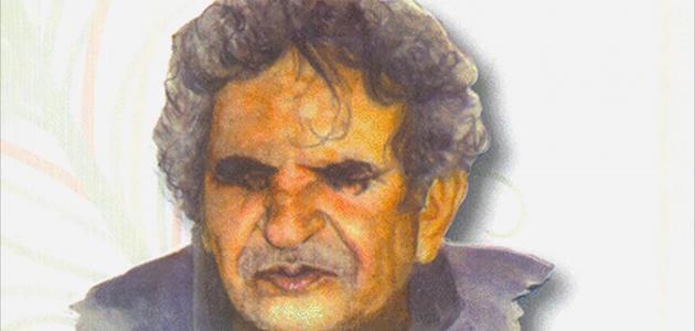 نبذة عن الشاعر عبد الله البردوني
