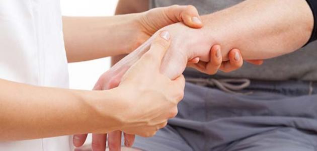 معلومات عن التهاب أوتار اليد