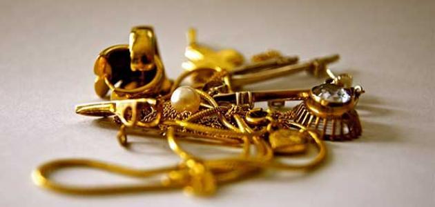 كيف تميز الذهب