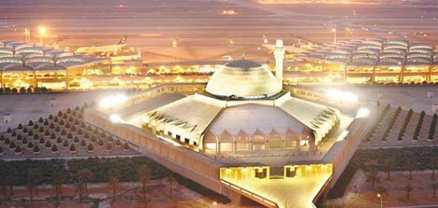 أكبر مطار في الشرق الأوسط
