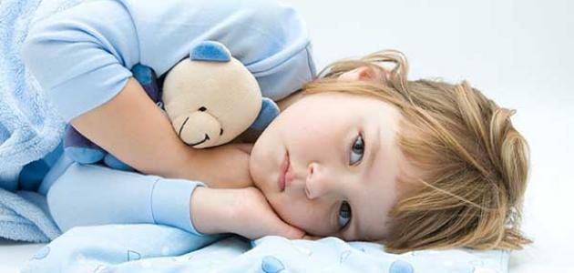 أضرار السهر على الأطفال
