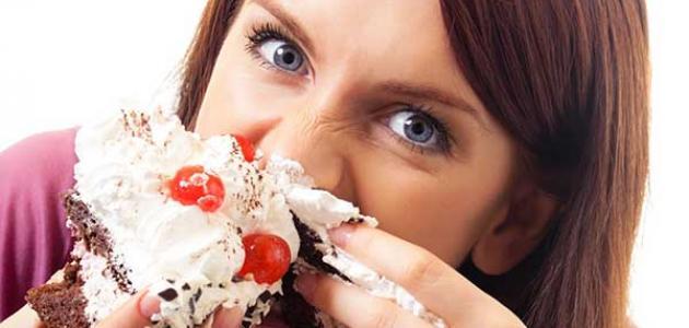 معلومات عن الشراهة في الأكل