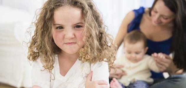 مظاهر الغيرة عند الأطفال