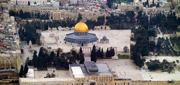 معلومات عن المسجد الأقصى
