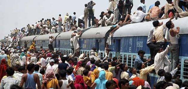 تعريف الانفجار السكاني