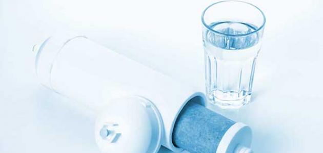 فوائد المياه القلوية