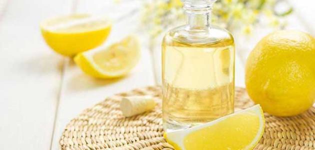 فوائد زيت الليمون للشعر