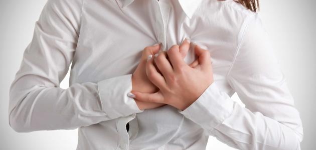 أسباب ألم القلب المفاجئ