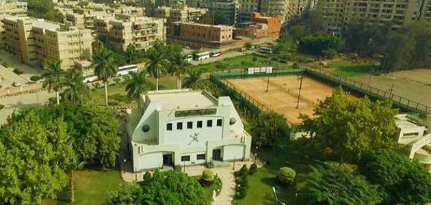 معلومات عن جامعة المنصورة