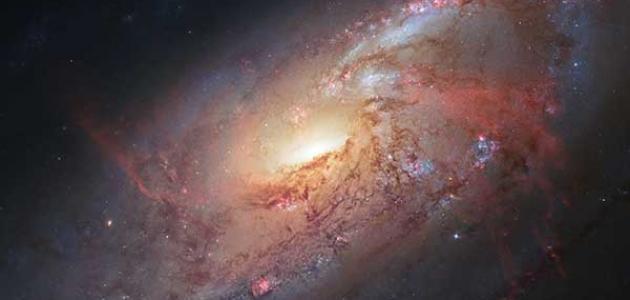 ما هي أنواع المجرات