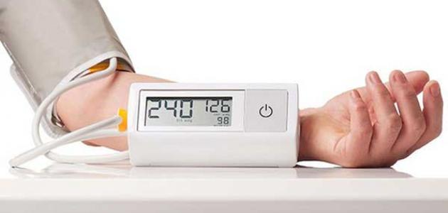 طرق علاج ارتفاع الضغط