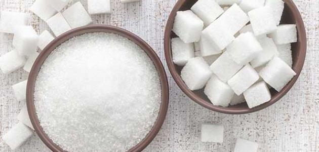 8891b4215 أضرار السكر الأبيض - موسوعة وزي وزي