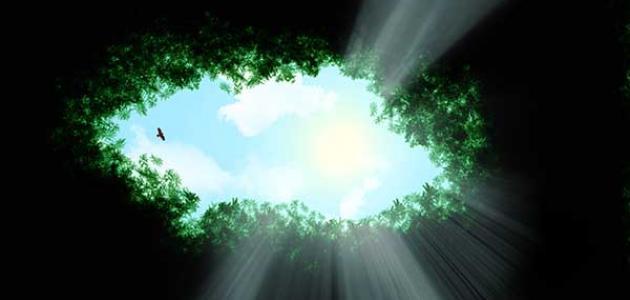 تعريف الضوء وخصائصه
