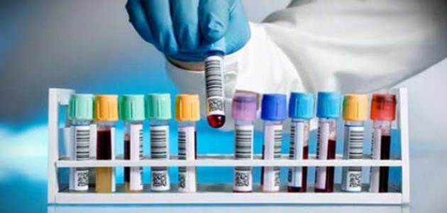 أقسام المختبرات الطبية