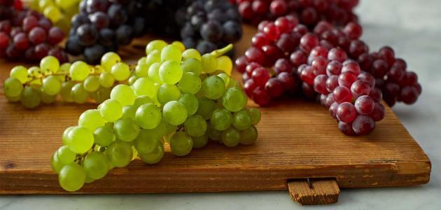 أضرار العنب للحامل