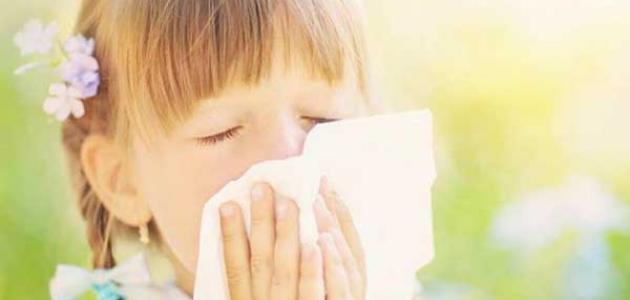 أعراض الحساسية الموسمية