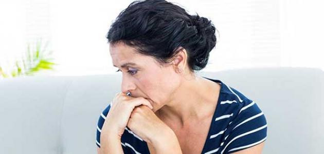 أسباب غزارة الدورة الشهرية بعد سن الأربعين