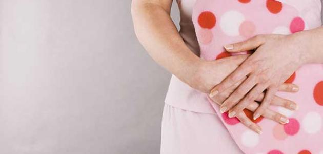 طرق علاج تقلصات الرحم