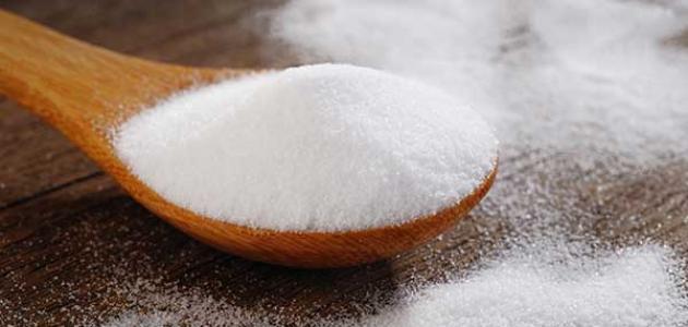 فوائد بيكربونات الصوديوم للتبييض