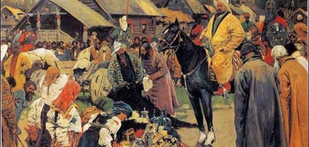 الفرق بين المغول والتتار