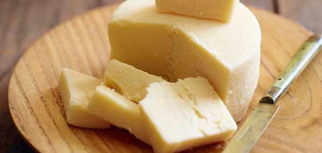 استخدامات الجبنة الشيدر