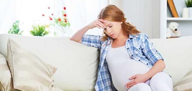 أسباب كثرة تحجر البطن في الشهر السابع