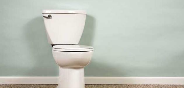 طرق تنظيف المرحاض من الاصفرار