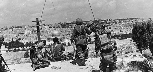 أسباب حرب 67 بين مصر وإسرائيل