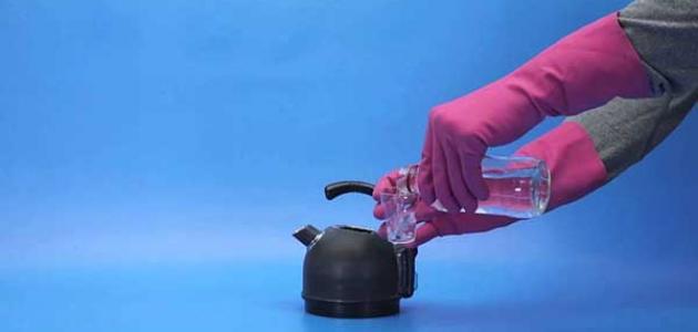 طرق إزالة الكلس من سخان الماء