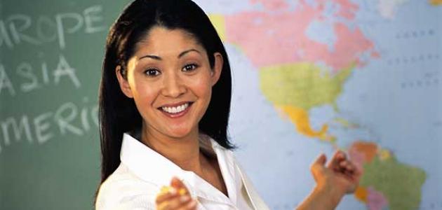 كلمة إذاعة مدرسية مميزة عن المعلم