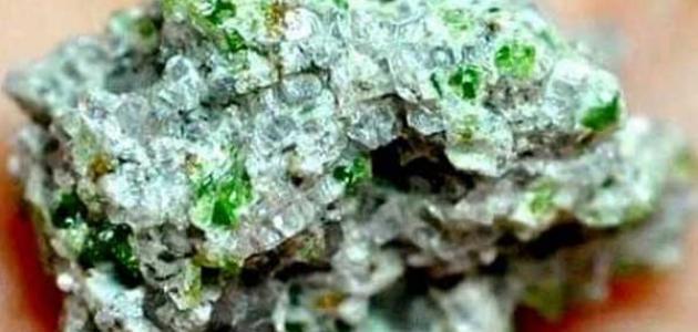 أشكال حجر النيزك
